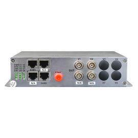 飞畅科技 单路多业务3G HD-SDI高清视频光端机