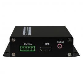 飞畅科技 1路 非压缩 4K 60HZ HDMI2.0 高清光端机