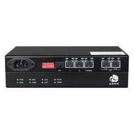 飞畅科技 4E1 TDM Over IP 以太电路仿真网关 语音 Over IP
