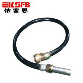 依客思厂房改造橡胶防爆穿线挠性管BNG-G1.2 DN32*1000