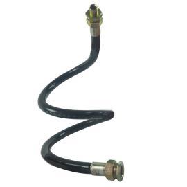依客思PVC防爆防腐机械连接挠性软管BNG-DN100*1000