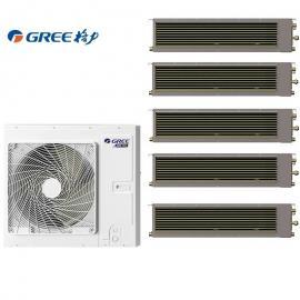 格力变频多联机格力家庭中央空调4匹一拖三一拖四五 格力空调4HP外机 GMV-H112WL/H1 GMV-H112WL/H1