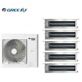 GREE格力格力中央空调6匹一拖四一拖五 格力雅居系列多联机 风管机GMV-H140WL/Fd