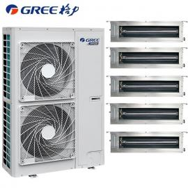 GREE格力格力中央空调别墅机型 格力多联机一拖七一拖八格力空调380V外机GMV-H280WL/H2