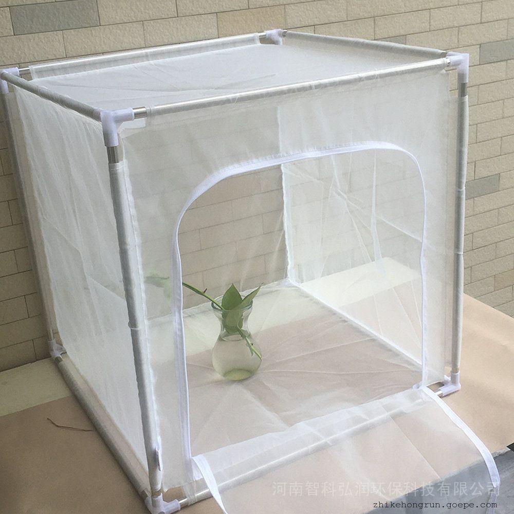 智科弘润不锈钢养虫笼120目纱网便于观察方便饲养ZK-YCL-A