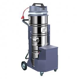 威德尔(WAIDR)工厂车间吸颗粒物粉尘电瓶式无线工业吸尘器WD-100
