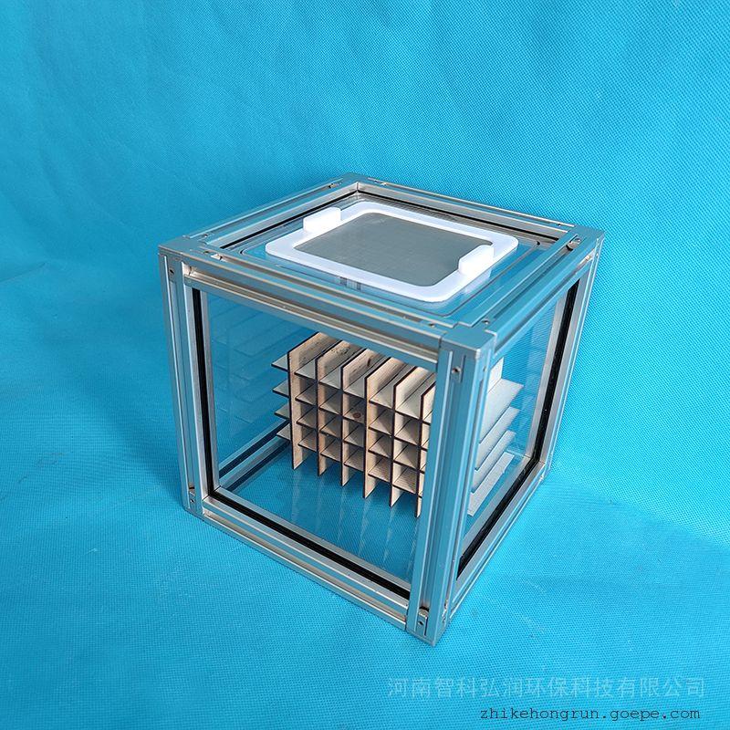 智科结实耐用铝合金蟑螂饲养缸透气通风牢固可靠ZK-SYG-B