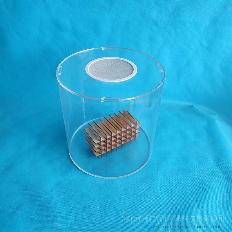 圆柱形蟑螂饲养缸 疾控实验病媒生物实验ZK-SYG-C