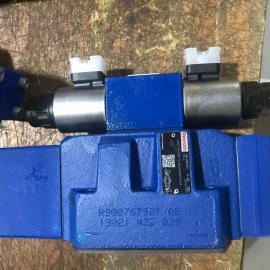 力士乐液压阀R901236928 4WREQ10Q5-50-2X/V5A-24PF60