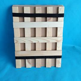 植物标本压制用夹植物标本夹腊叶、中药标本制作实木材质全规格ZK-BBJ