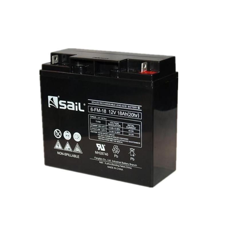 Sail风帆6-GFM-7蓄电池UPS EPS直流屏电瓶现货