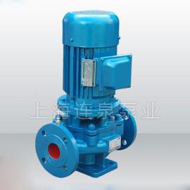�B泉�F� ISG立式管道�x心泵 ISG50-100管道清水泵 �x心泵