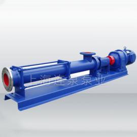 �B泉�F��|保 G型�温�U泵/污泥泵/��{螺�U泵/G50-1