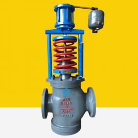 ZZYN-25B蒸汽大流量减压阀自力式压力调节阀乐控仪表