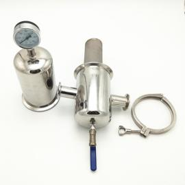 卫生级过滤器-微孔滤芯精密过滤器系列、微孔钛棒过滤器