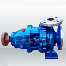 连泉IH65-50-125单级单吸清水离心泵 耐腐蚀泵 离心泵 化工泵