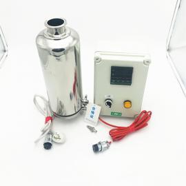 巨捷定做不锈钢电加热呼吸减压阀 卫生级电加热保温除菌呼吸器
