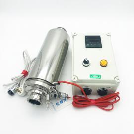 巨捷电加热卫生级呼吸器 制药厂间用不锈钢呼吸阀 电加热过滤器