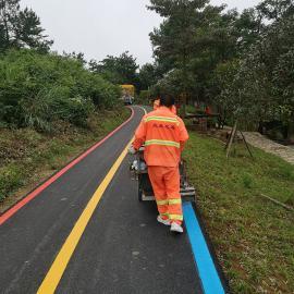 兆基学校道路划线企业涂料 马路热熔冷漆喷划施工队公司