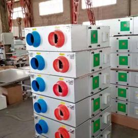泰莱全热交换器XH-150/200/250/300D吊顶式新风换气机