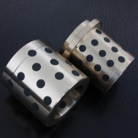 固润造纸机械设备镶嵌型固体自润滑轴承ZRHH