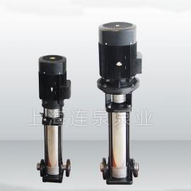 连泉高压泵水泵深井泵消防泵增压泵管道离心泵不锈钢水QDLF16-50