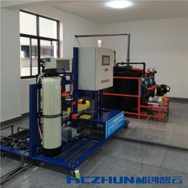 和创智云污水厂水处理消毒设备-5000g次氯酸钠发生器HCCL