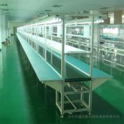 长条台皮带流水线CTT-PVC