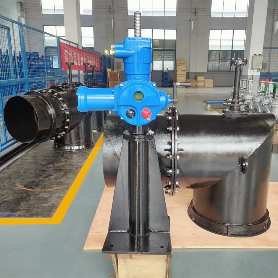 水兴阀门PXWII矿用一体式电动配水阀 PZII矿用配水闸阀 隔爆兼本质安全型PXWⅡ200-1800,PZII等