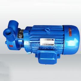 连泉W型旋涡泵50W-80单级旋涡泵 清水泵 低流量高扬程泵