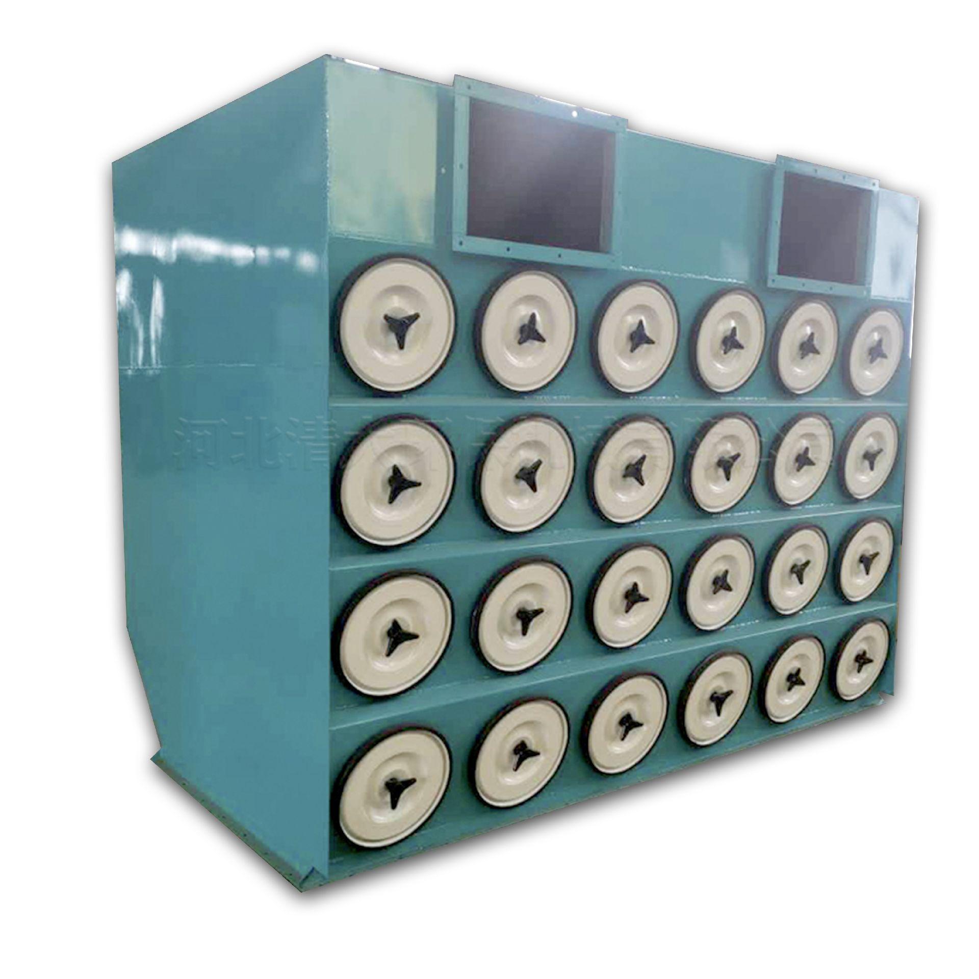 清大环保脉冲滤筒除尘器-型号齐全 现货即发MCLT-16