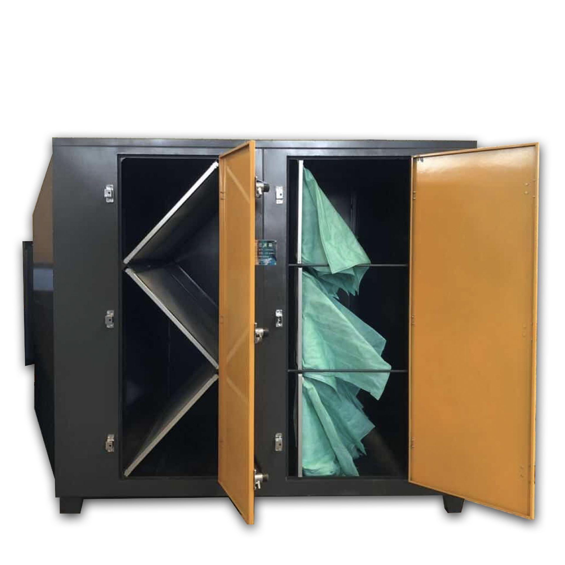 清大环保催化燃烧装置哪便宜催化燃烧设备催化燃烧一体机RCO一站购全QD-30000