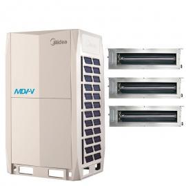 Midea(美的)美的空调MDV-V系列 美的商用中央空调主机8匹MDV-252W/D2SN1-8U(I)