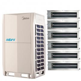 Midea(美的)美的空调多联王 美的中央空调14匹 美的天花机 风管机 多联机MDV-400W/D2SN1-8V(I)