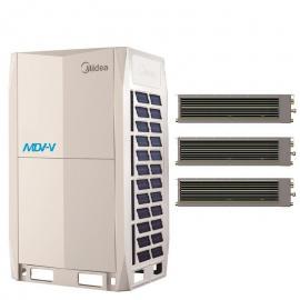 Midea(美的)美的商用空调多联王系列 美的中央空调多联机16匹 MDV-450W/D2SN1-8V(I)