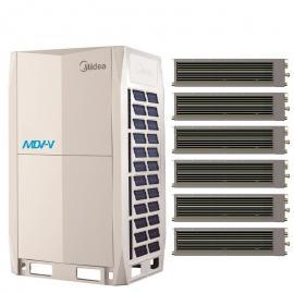 Midea(美的)美的商用大型中央空调代理商 美的空调风管机 天花机 多联机MDV-V