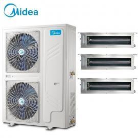 美的(MIDEA)美的商用中央空调侧出风主机12匹 美的变频多联机MDV-335W/DSN1-8R0