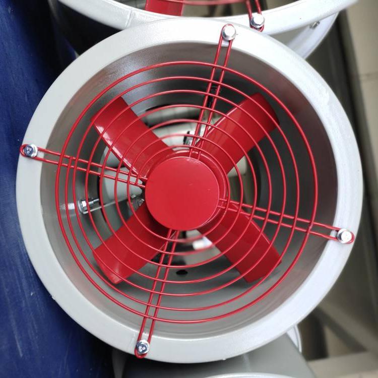 防爆钢制轴流风机BT35-11 No.6.3/1.5kw/380v