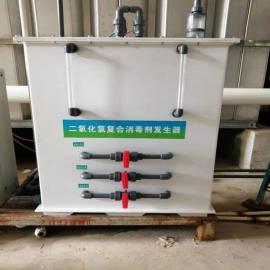 无电力即可运行的山区农村安全饮水设备二氧化氯缓释消毒器