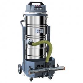 威德尔(WAIDR)220v大功率机械制造厂吸颗粒物粉尘移动式工业吸尘器WX-3610P