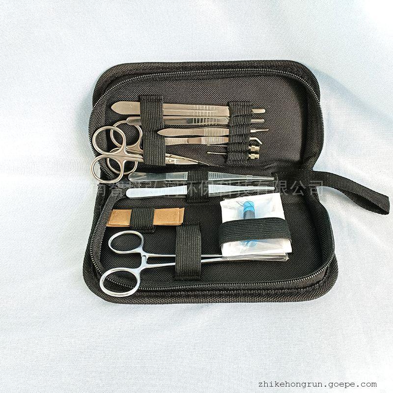 小鼠器械包 动物实验手术套装 鼠兔实验手术ZK-QXB