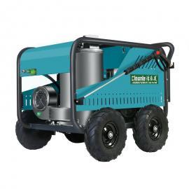 洁乐美热水250公斤高压清洗机养殖场高温冲洗7.5KW柴油加热除油污E2515TR