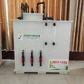 飞骥自来水厂生活水箱自洁消毒器电解盐水二氧化氯次氯酸钠FJ-50型