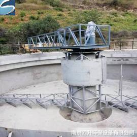 云升环保安全可靠吸泥机工作原理ZBXN