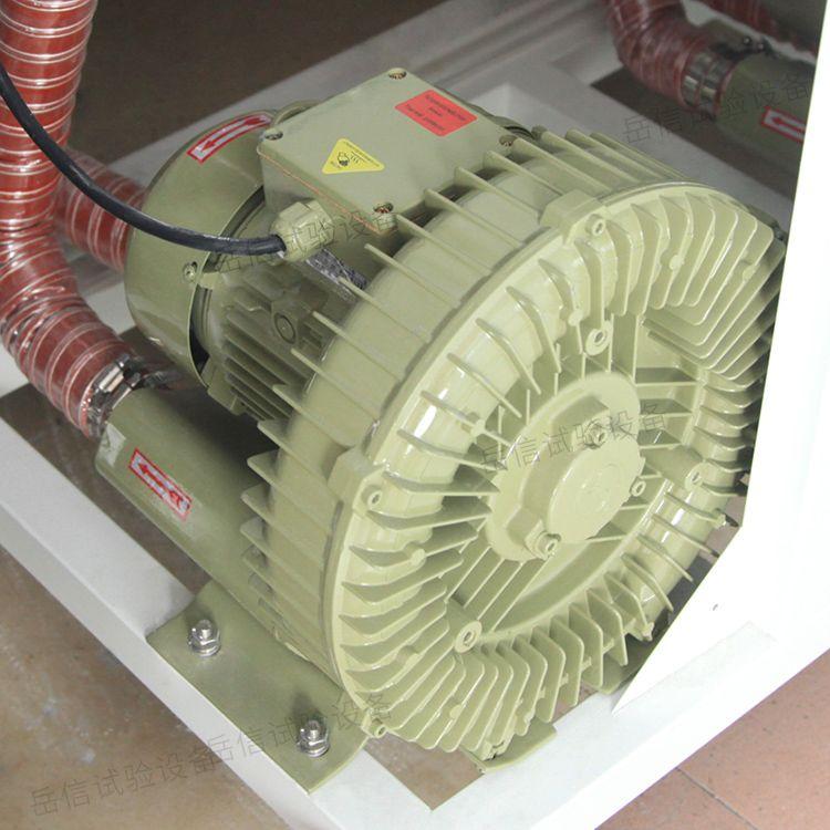 岳信储能柜防尘 步入式防尘试验箱 粉尘试验装置
