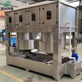 清大环保10000风量不锈钢气旋塔处理废气粉尘 水洗塔现货发货QD-QXT-10000