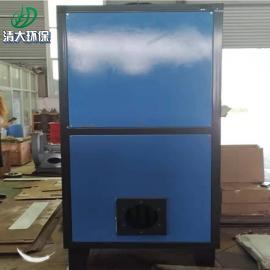 清大环保催化燃烧炉 处理高浓度废气 换热面积大 催化燃烧主要配置QD-20000