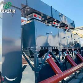 清大�h保催化燃���t 催化燃��一�w�C�b置工程安�b案例QD-30000