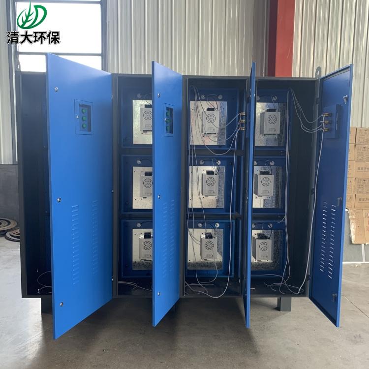 清大环保油烟净化器运行成本 油烟净化器设备低空排放现货即发QD-YY-10000