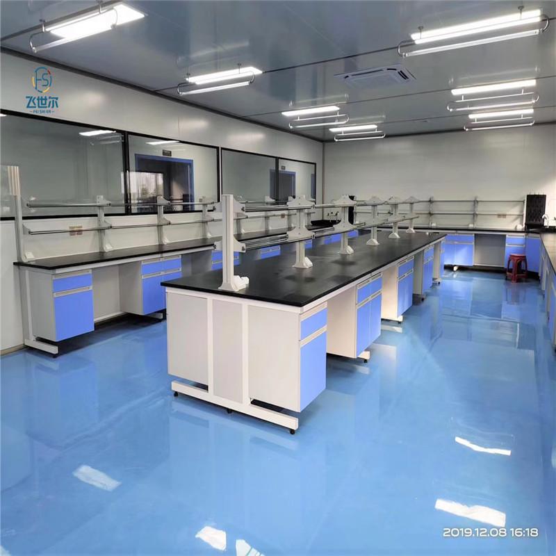 飞世尔全钢实验台 钢木试验台 实验室高温台FS103